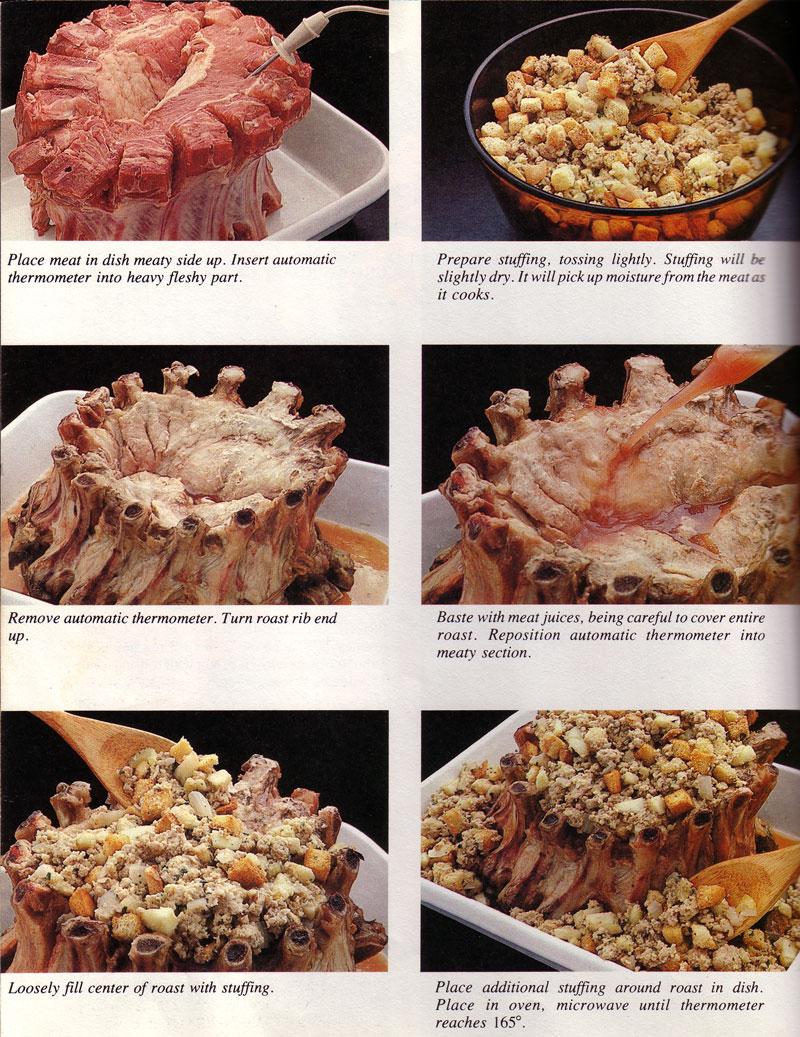Micro Pork Roast